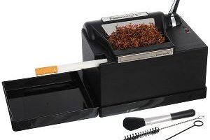 Las mejores máquinas de liar tabaco eléctricas del 2021