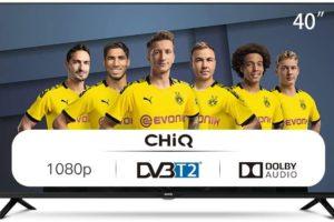 Los mejores televisores de 40 pulgadas de 2021