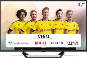 Los mejores televisores de 42 pulgadas de 2021