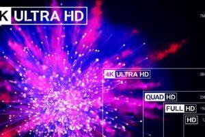 ¿Qué significan las resoluciones 720p, 1080p, 1440p, 2K y 8K?