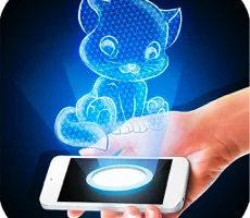 9 aplicaciones de hologramas para Android e iOS